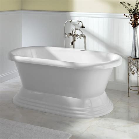 60 inch freestanding bathtub pin by janie maloney on bathrooms pinterest
