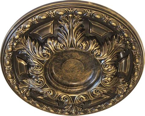 md 7060 oil rubbed bronze ceiling medallion