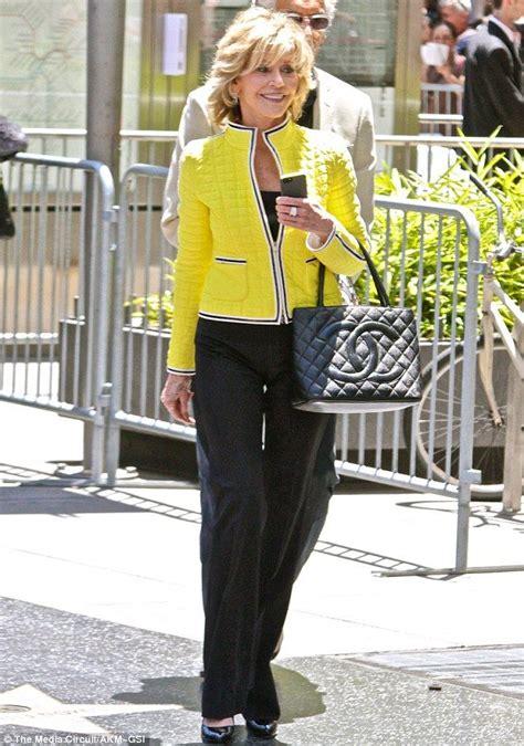 jane fonda yellow dress 33 best jane fonda images on pinterest jane fonda