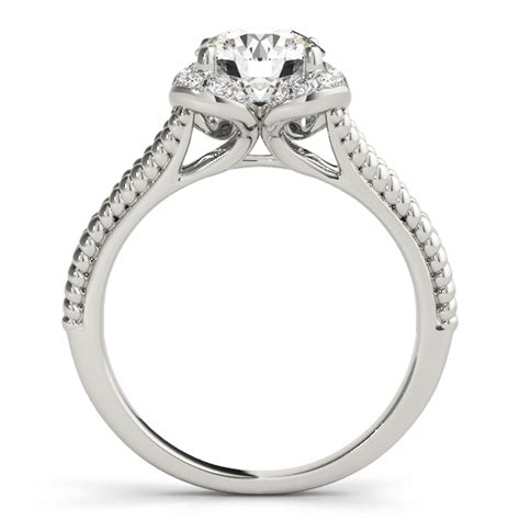 rope engagement rings from mdc diamonds nyc