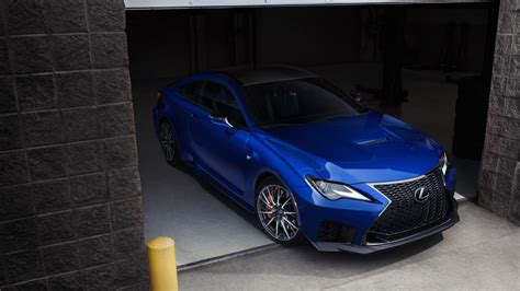 2020 Lexus Rcf by 2020 Lexus Rc F And Track Edition Rear Their Heads At The