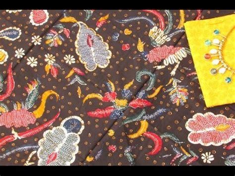 Kain Endek Jumputan Pagi Sore 5020 batik madura jual kain batik murah sridevi cap tulis printing colet