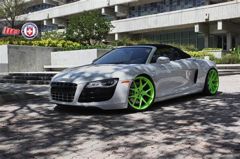 audi r8 wrapped got the r8 wrapped matte lime green