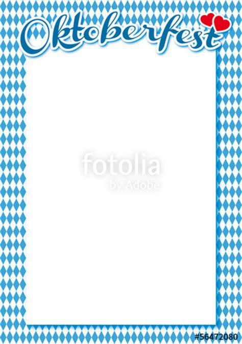 Muster Einladung Oktoberfest Quot Vorlage F 252 R Oktoberfest Quot Stockfotos Und Lizenzfreie Vektoren Auf Fotolia Bild 56472080