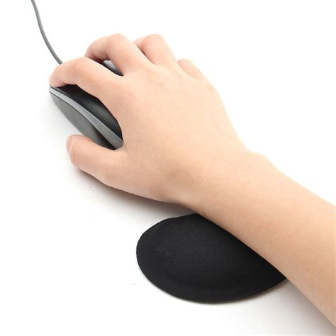 mouse pad mouse pad wrist computer mouse pad neweggca universal computer mice mouse pad wrist rest silicone