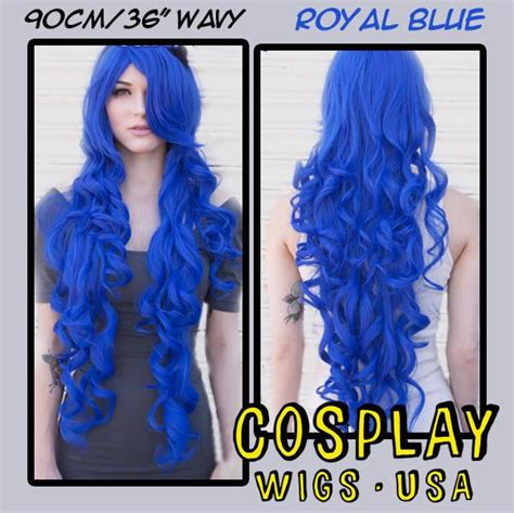 Pre Order Wig Linen Yellow Curly W58342 1 wigs usa curly 90cm 36 quot royal blue 00332 dolluxe 174