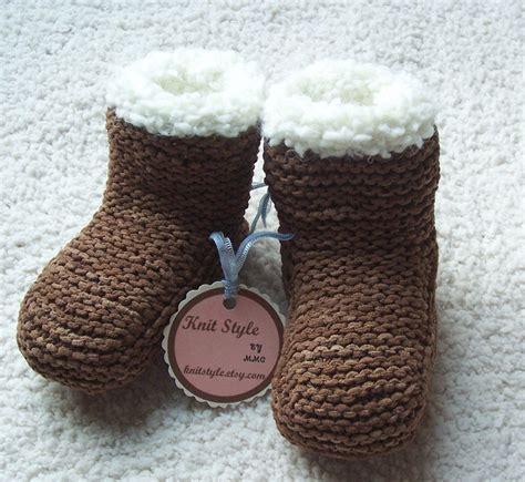 knitted baby ugg boots pin baby ugg style by hanjan patterns crocheting pattern on