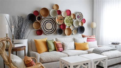 creative decor creative living room wall decor ideas home decorations