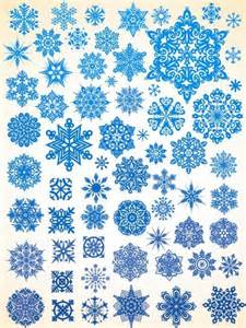 6 snowflakes tattoo designs and ideas
