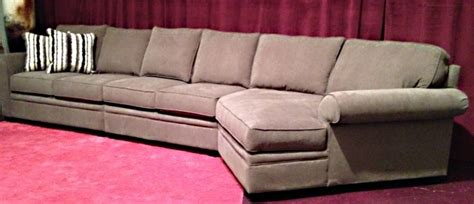 extra long sofa with chaise sectional sofa with chaise and cuddler virginia wolves