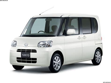 daihatsu tanto цена технические характеристики фото