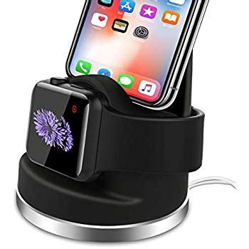 amazoncom becrowmus mobile phone stand charging dock