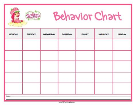 9 best images of free printable behavior chart minions