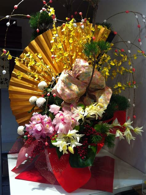 flower arrangement for new year 17 best images about gheisa on pagoda