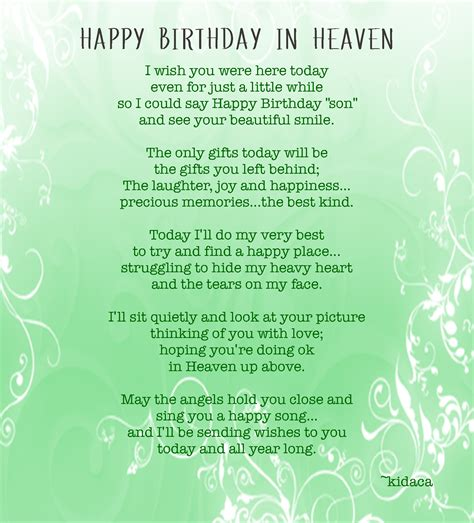 Birthday Quotes For Who Has Away Birthday Quotes Passed Away Quotesgram