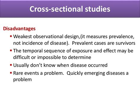 observational cross sectional study observational analytical study