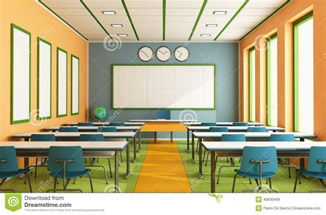 photography classroom layout contemporary classroom stock illustration illustration of