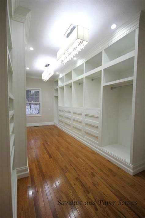 Built In Walk In Closets by Master Closet Built Ins Sawdust 174