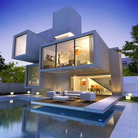 Modern Home Pictures | modern contemporary homes dream modern homes