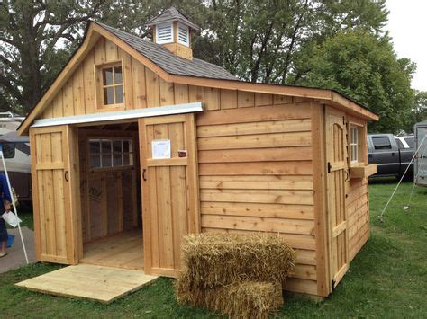 Shed Craft by Meer Dan 1000 Idee 235 N Goat Shed Op