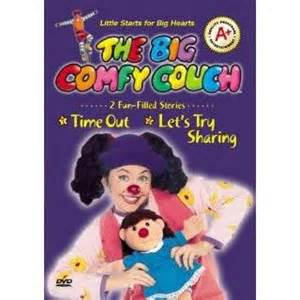 time the big comfy when its winter vhs