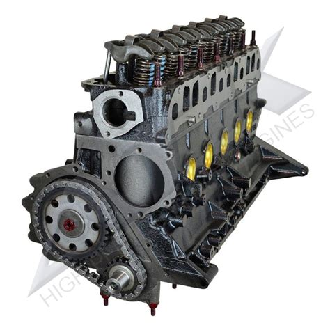 Jeep Engine Jeep 4 7l Stroker Base Engine 205hp For 00 06 Jeeps