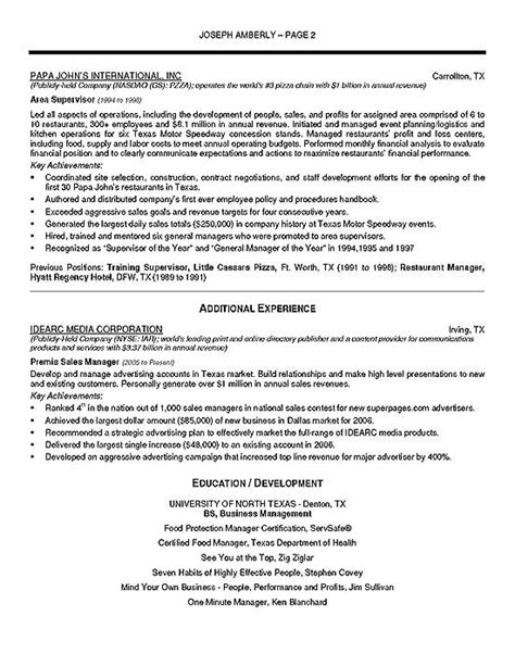 cover letter exles for retail sales associate with no experience summary of qualifications for resume ideasplataforma
