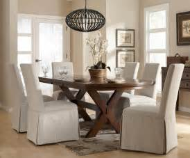 slipcover for dining room chairs stylish look