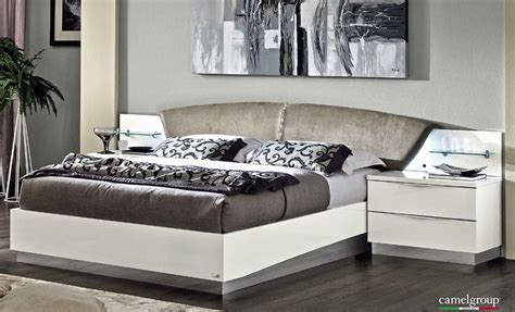 made in italy wood platform bedroom sets feat light lacquered made in italy wood luxury platform bed nashville