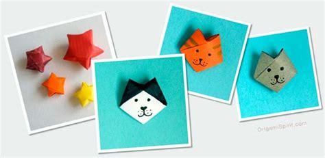 origami spirit and origami resources