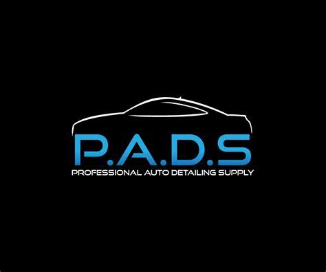 Auto Detailing Logo Ideas by Automotive Logo Design For P A D S Professional Auto