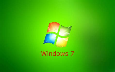 wallpaper blank windows 7 wallpapers green windows 7 wallpapers