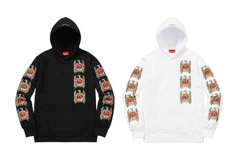 supreme clothing line slayer x supreme 2016 fall collection hypebeast