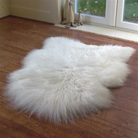 small sheepskin rug sheepskin rug single small