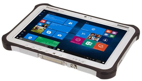 Panasonic Rugged Tablet by Panasonic Toughpad Fz G1 Tablets Noypigeeks