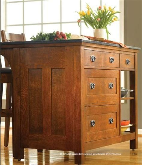 stickley kitchen island mission kitchen island jackson ranch project ideas