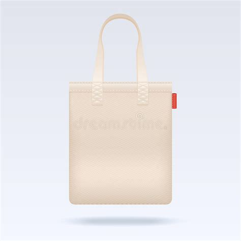 Tote Bag Vector Template