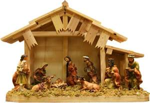 ideas build wood nativity stable diy wood plans