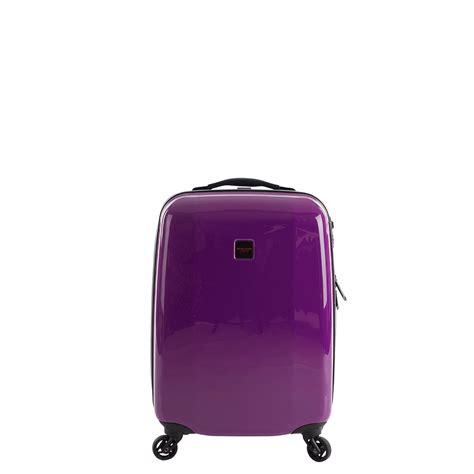 60two 4 wheel cabin trolley purple redland