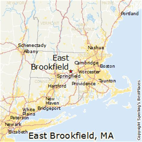 best places to live in east brookfield massachusetts