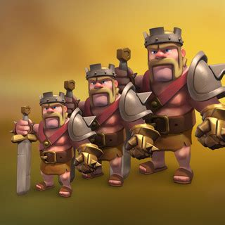 Clash Of Clans King barbarian king clash of clans