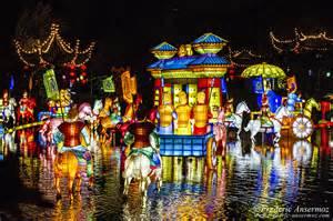 festival des lanternes montr 233 al jardins de lumi 232 re