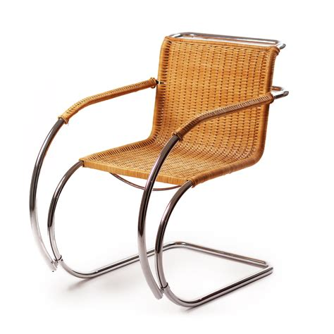 Mr Armchair by Bauhaus Mies Der Rohe 20th Century Furniture Mr20