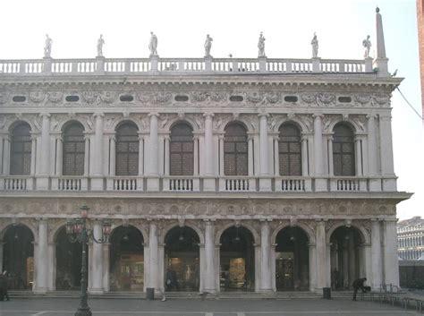 libreria marciana venezia venezia libreria marciana facciata ar arte e restauro