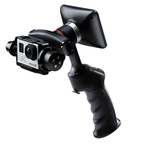 stayblcam 1x mountable smartphone and gopro gimbal