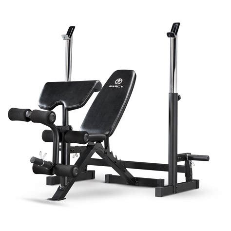weight bench olympic marcy deluxe olympic weight bench weight benches at