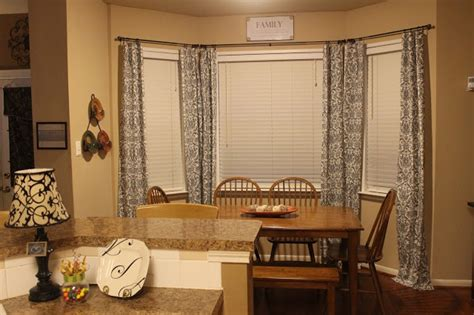 sew kitchen curtains decor no sew kitchen curtains