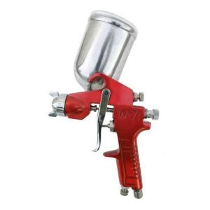home depot paint sprayer compressor sprayit gravity feed spray gun with aluminum swivel cup