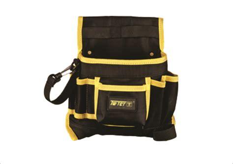 tas pinggang perkakas dari kulit sintetis kuat dan aman