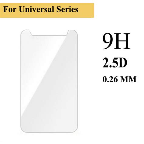 Tempered Glass 4 7 Universal T1910 3 buy premium real new 9h 2 5d universal 4 5 4 7 5 5 3 5 5